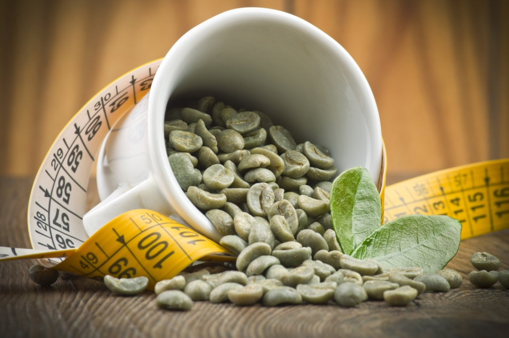 Преимущества похудения с зеленым кофе