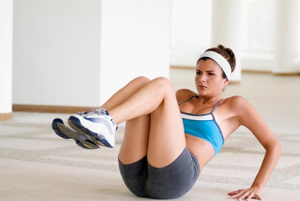как похудеть попе в домашних условиях