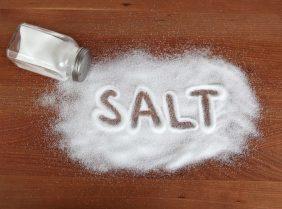 Можно ли употреблять соль при диете?