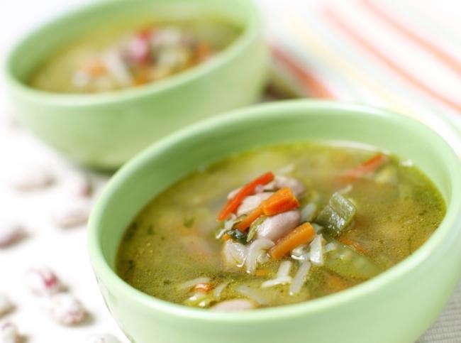 Суп для похудения: рецепты и варианты диеты