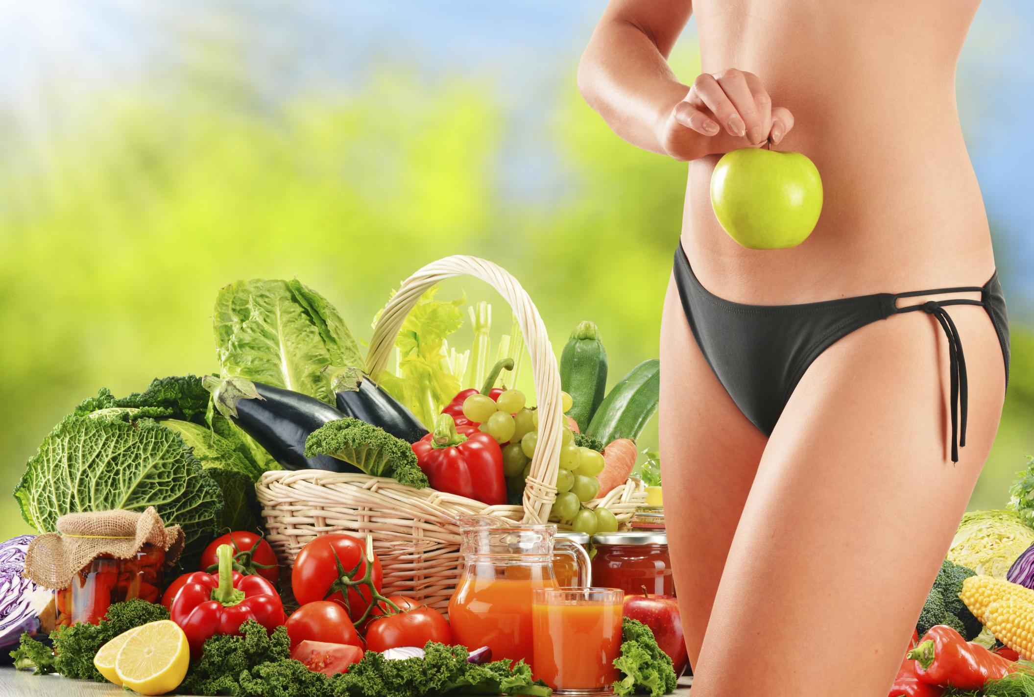 Легкая пища для похудения