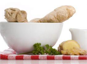 Питаемся сбалансировано на диете с кефиром и имбирем