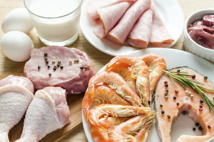 Белковая диета: меню питания на 10 дней