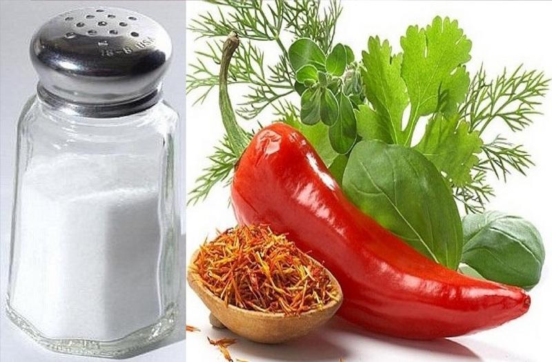 Диета без сахара и соли