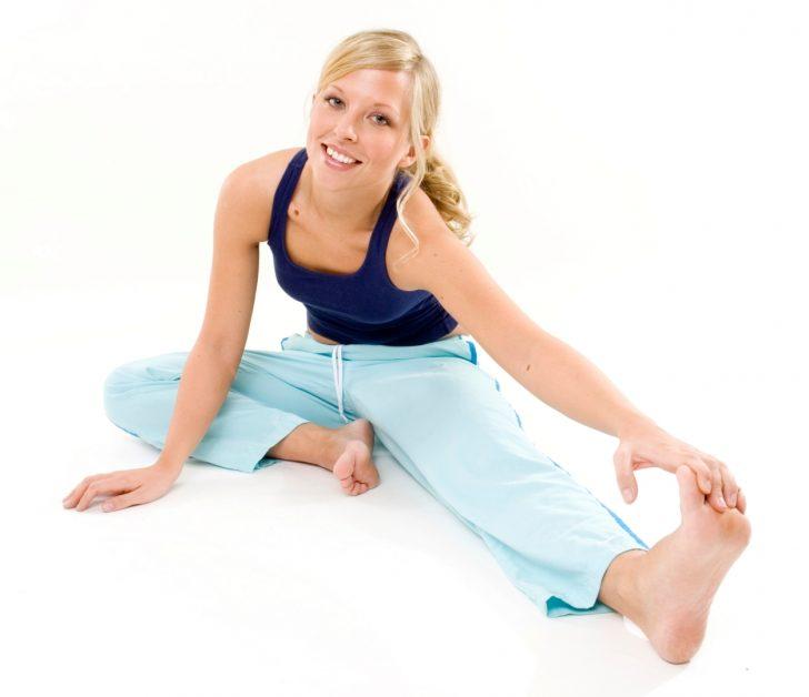 йога, плаванье, аэробика и растяжка