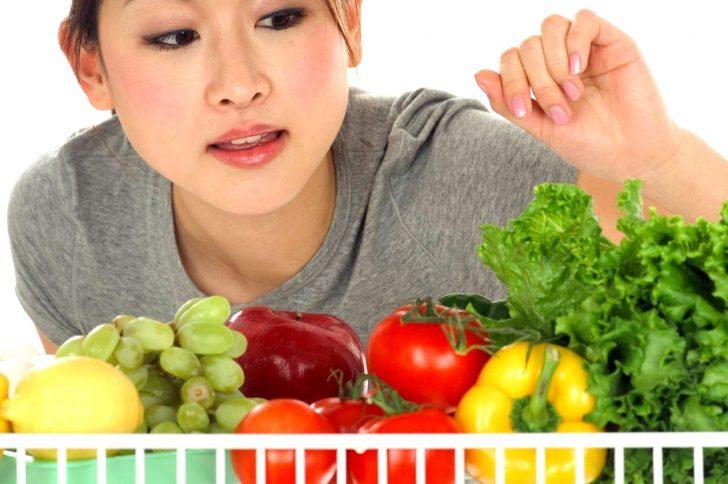 Как выйти из японской диеты?