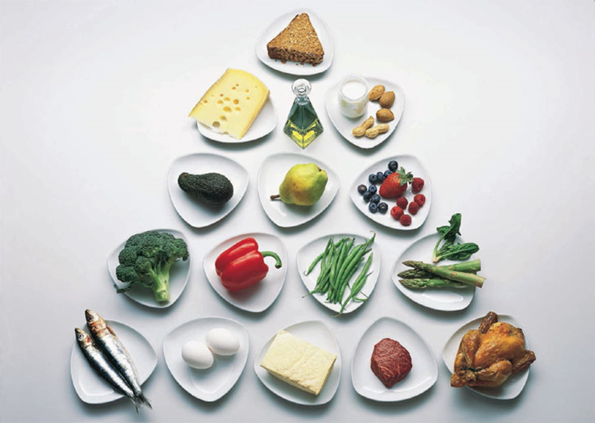Пример меню для выхода из японской диеты