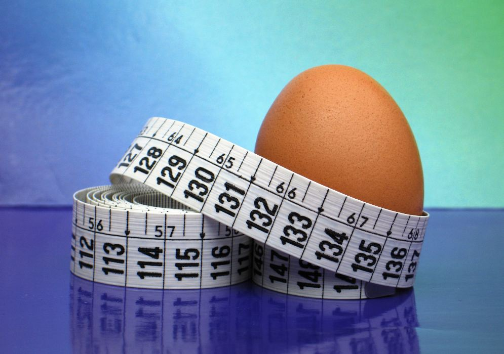Как правильно питаться при похудении
