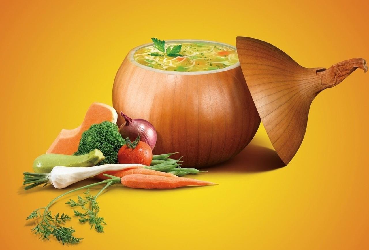 Рецепты овощных супов для похудения