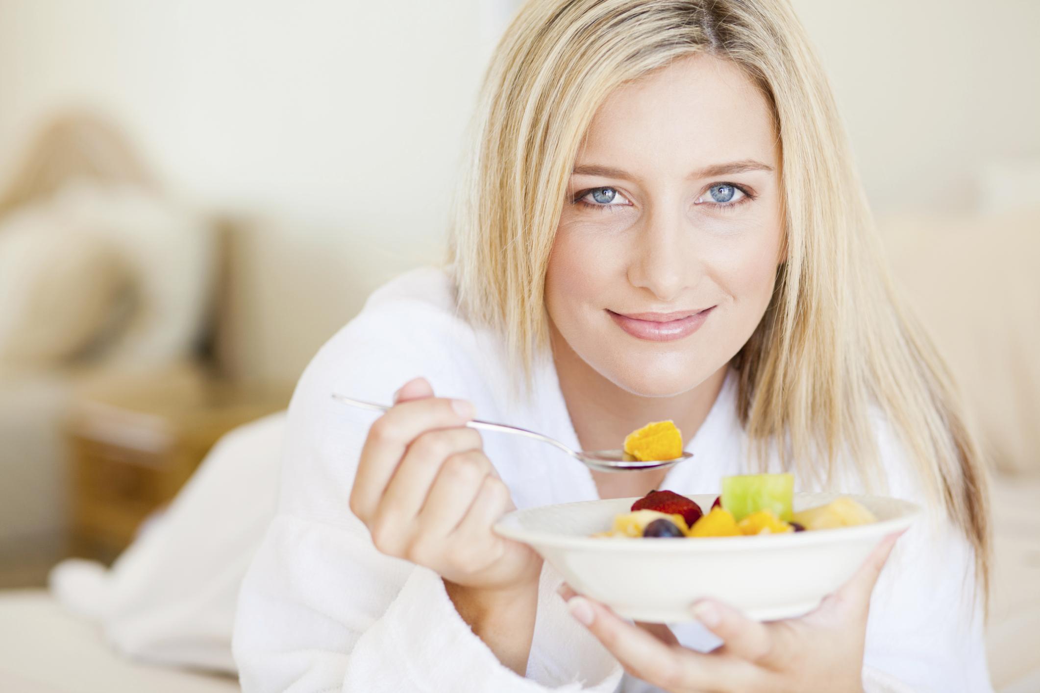 Особенности радикальной диеты