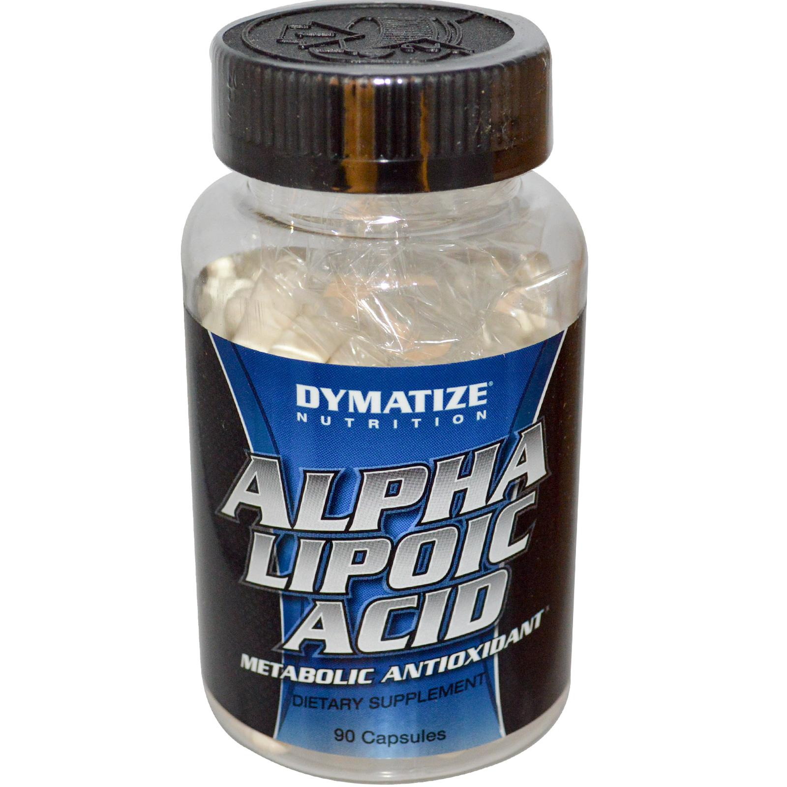 липоевая кислота для понижения холестерина