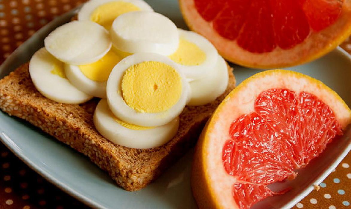 Почему яйца и апельсины?