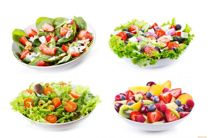можно ли похудеть если есть только фрукты и овощи