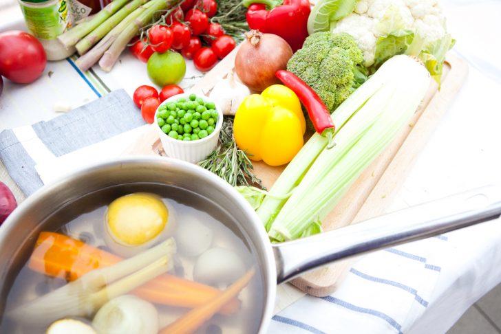 примерное меню диеты на неделю с супом из сельдерея