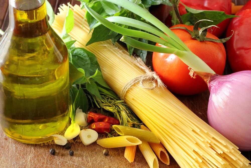 Рацион питания на неделю согласно макаронной диете