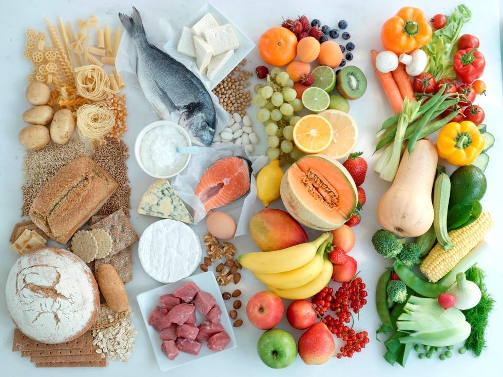 Основные блюда - диетический стол №9