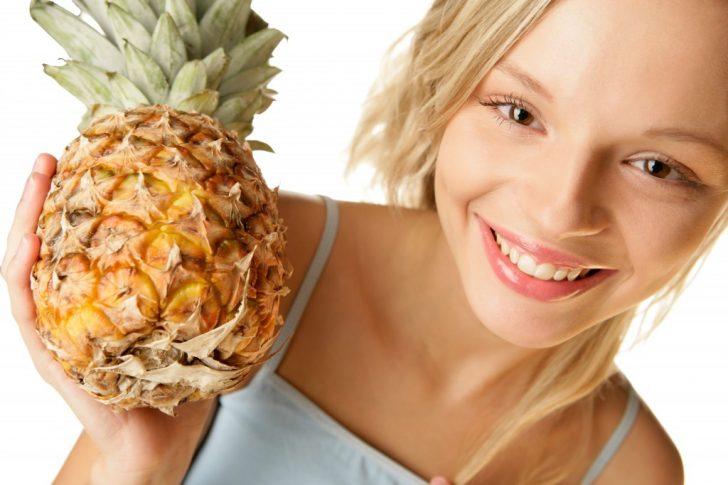 можно ли ананас при диете
