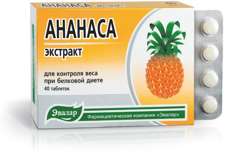 чай для похудения ананас отзывы