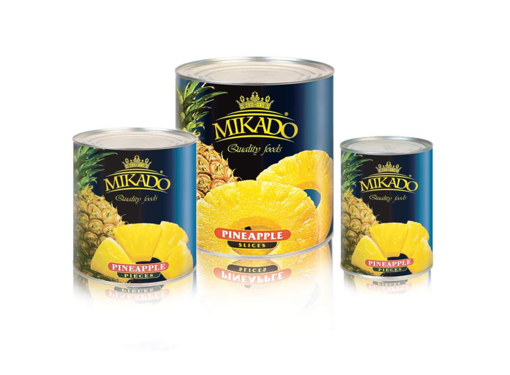 Консервированные ананасы для похудения