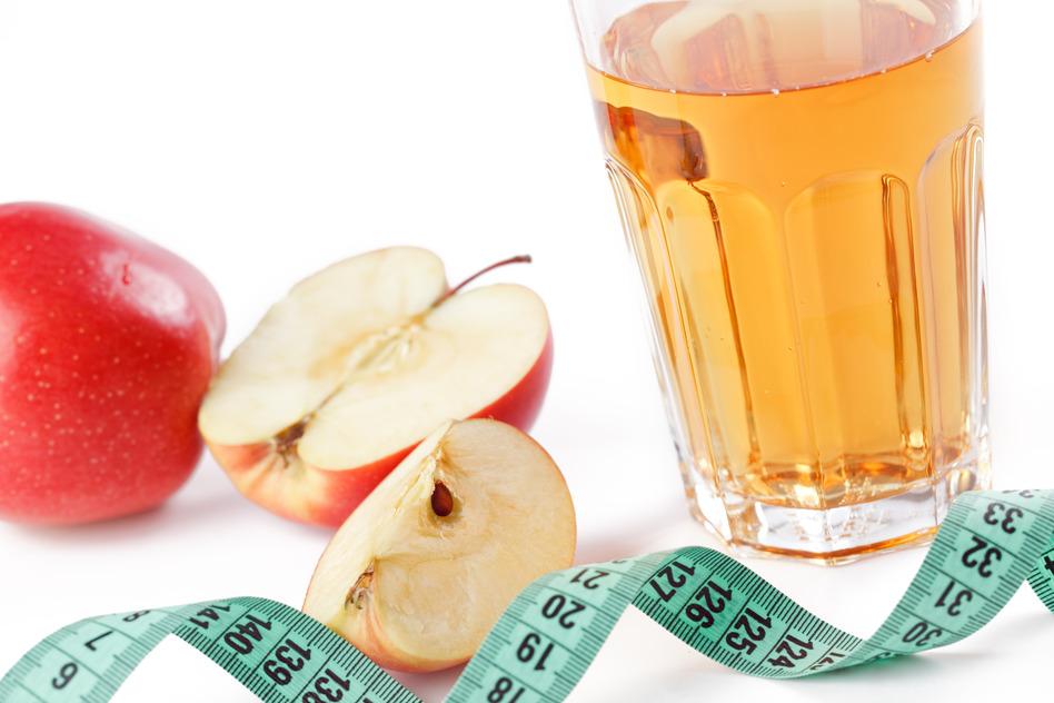 Яблочный уксус: воздействие на организм