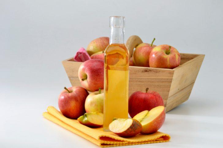 Яблочный уксус для похудения: худеем без ограничений!