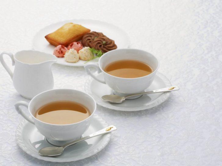 Меню диеты на молоке и чае