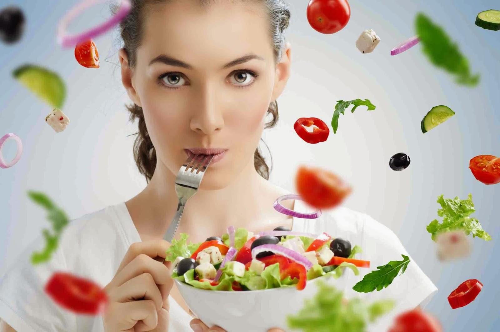 Эффективная сбалансированная диета