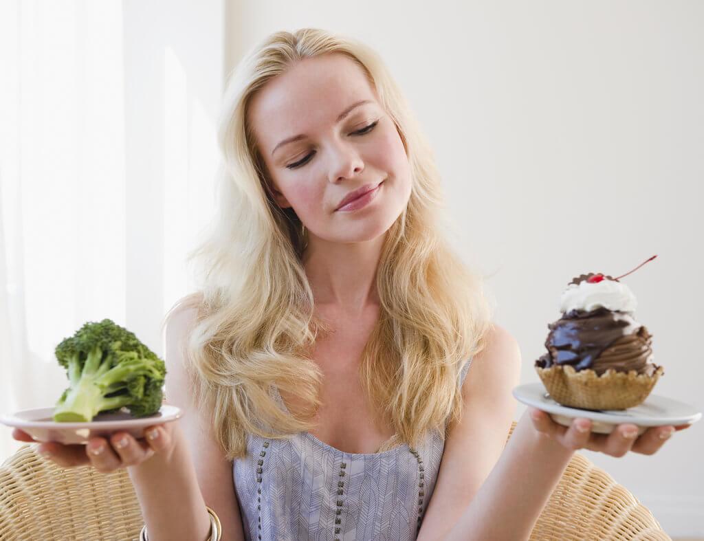 Сбалансированная диета для похудения: меню на неделю