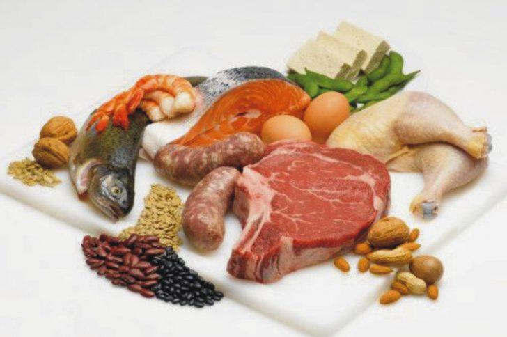 Семидневная белковая диета