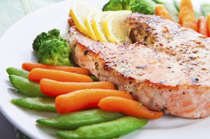 Белково-овощная диета – худеем «вкусно»