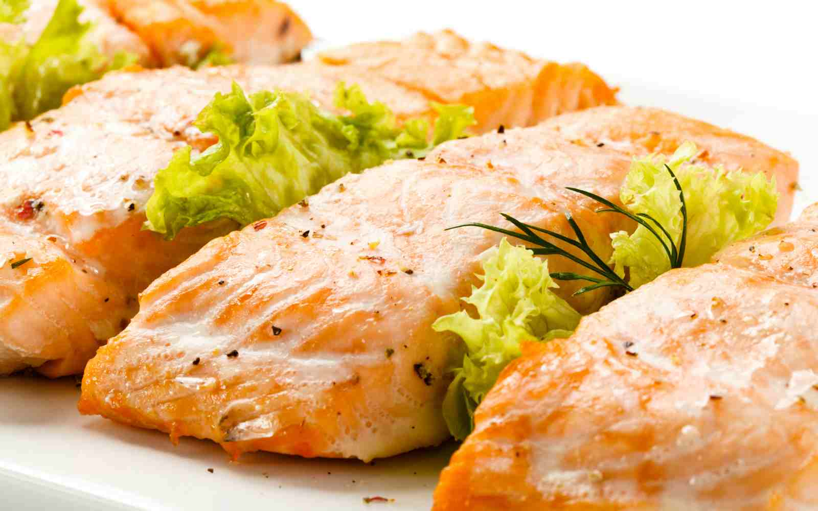 Меню рыбной диеты для похудения