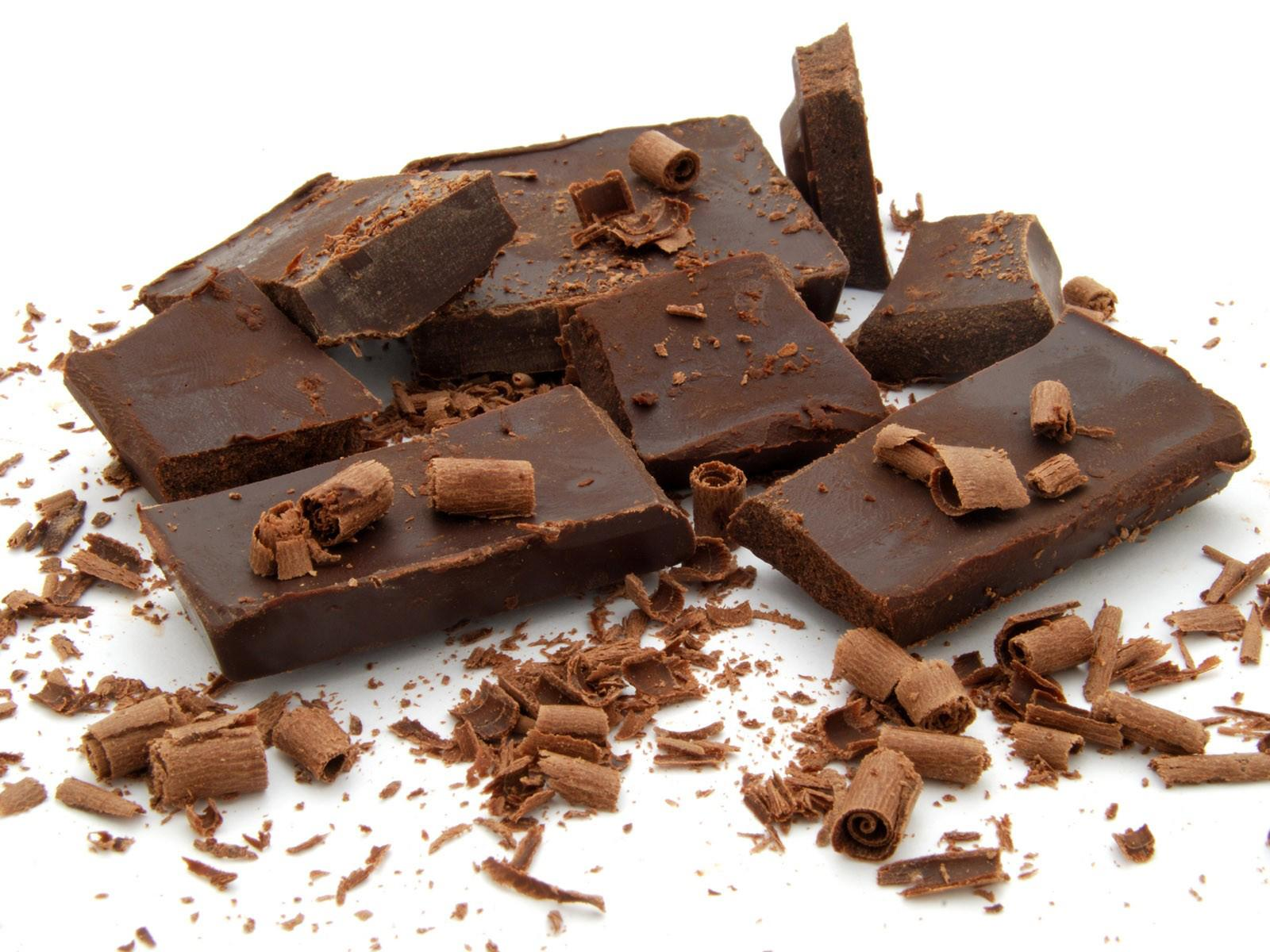 Монодиета с шоколадом