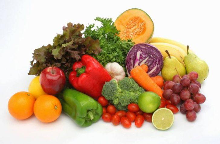 Чем хороша фруктово-овощная диета?