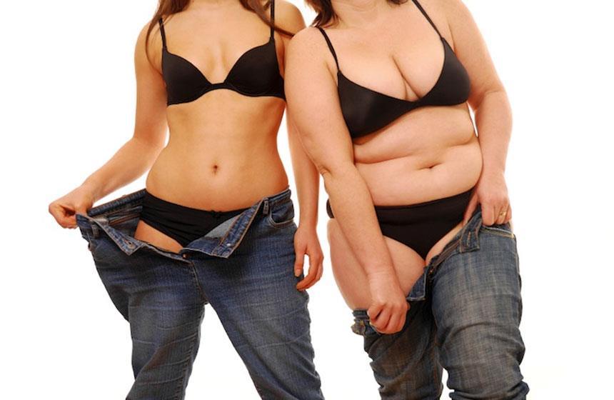 Радикальная диета - результат