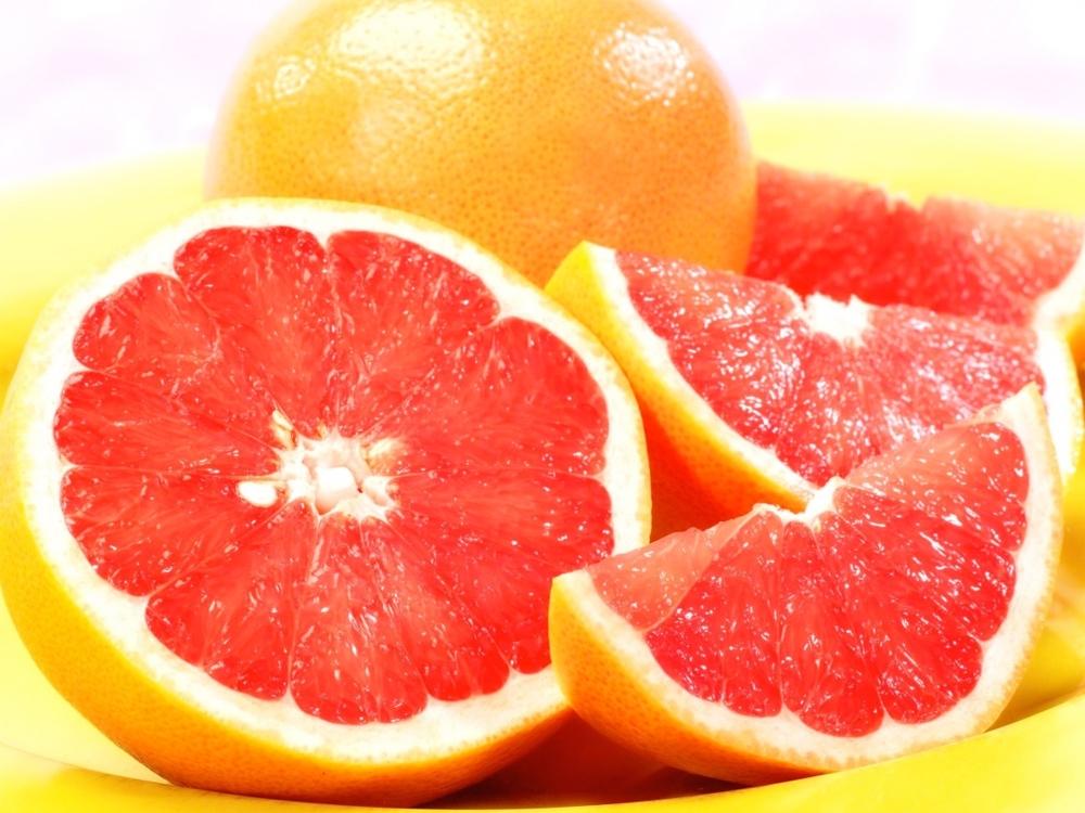 Худеем с помощью грейпфрута