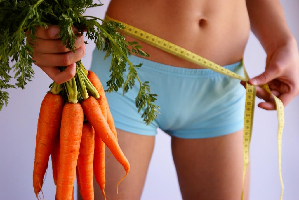 Мифы и реальность о похудении на морковной диете