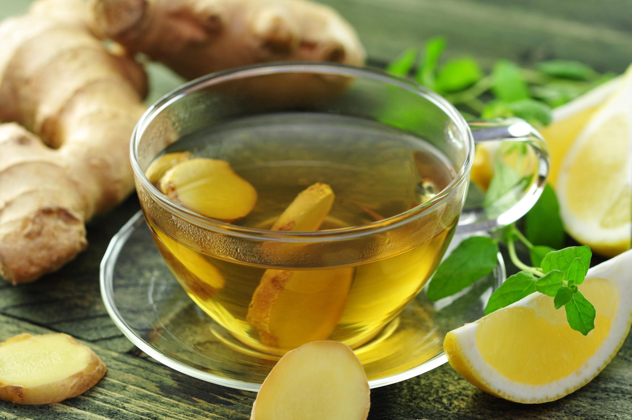 Диета с имбирным чаем