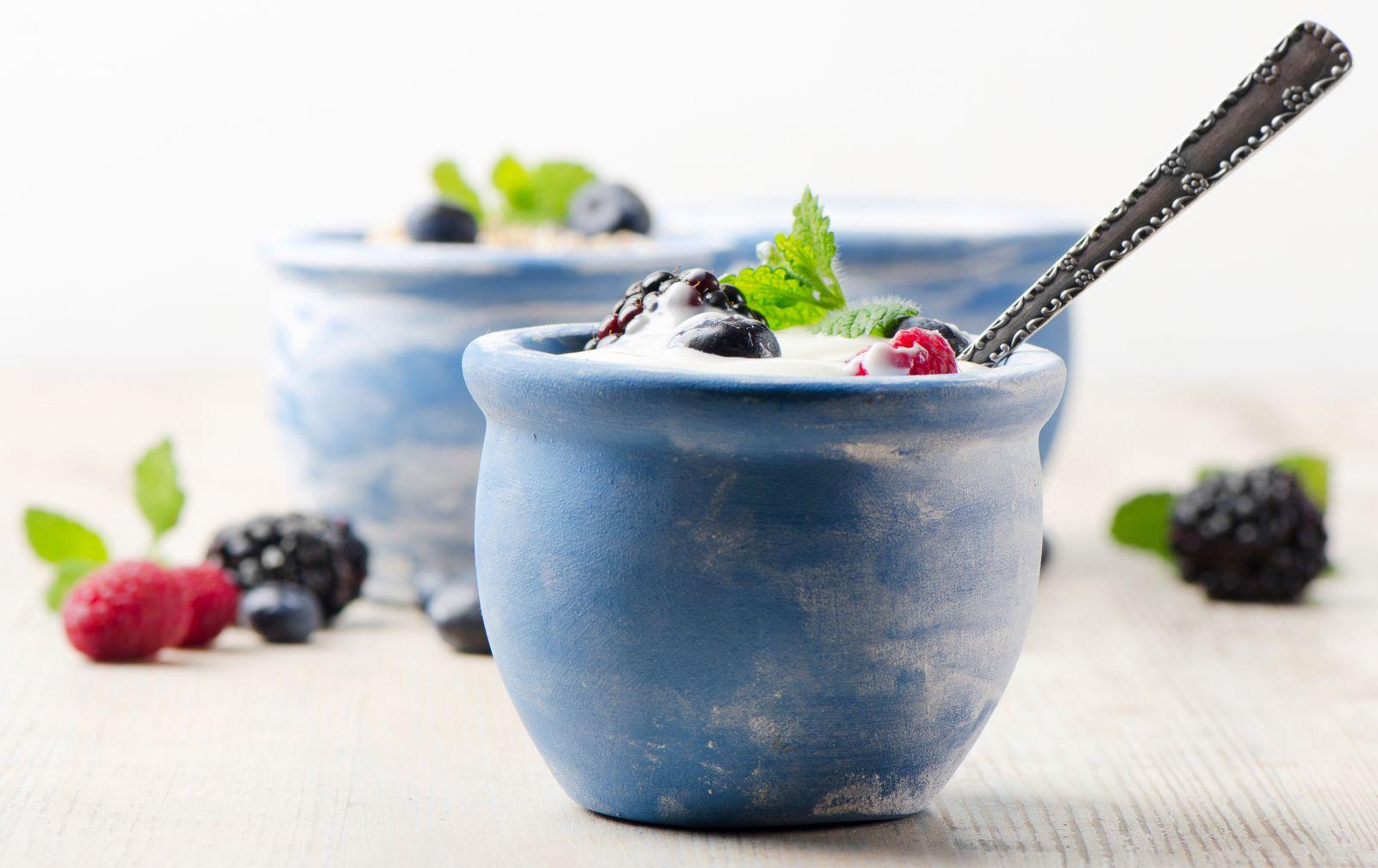 2 вариант диеты на йогуртах