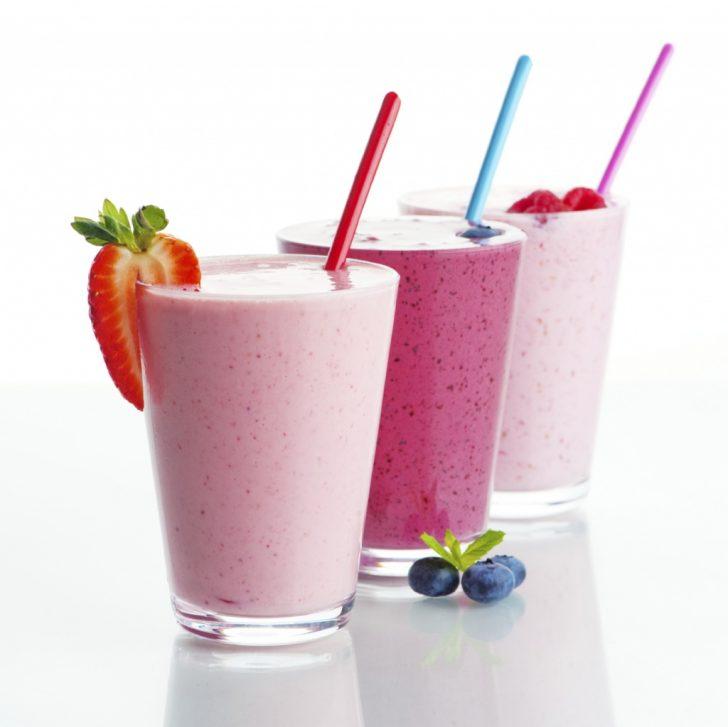 рецепты молочных коктейлей для похудения