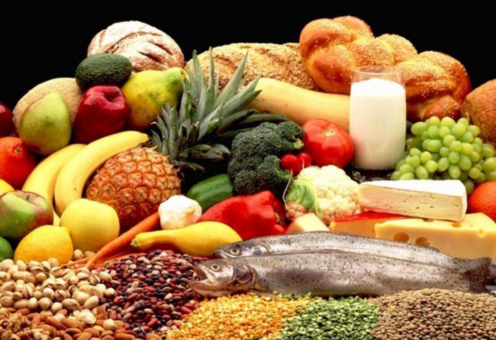 Залог прекрасного здоровья - сбалансированное питание!
