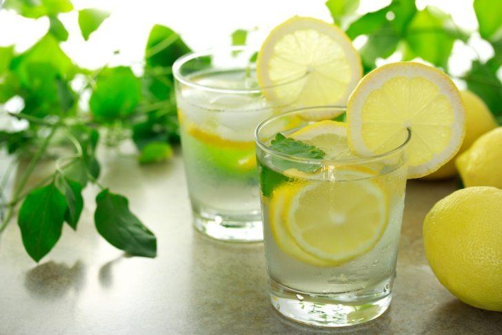 Диета вода с лимоном