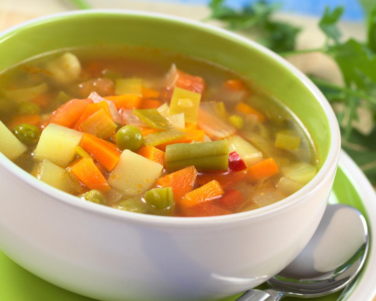 Вегетарианские диеты для похудения овощные капустные суповые и тд