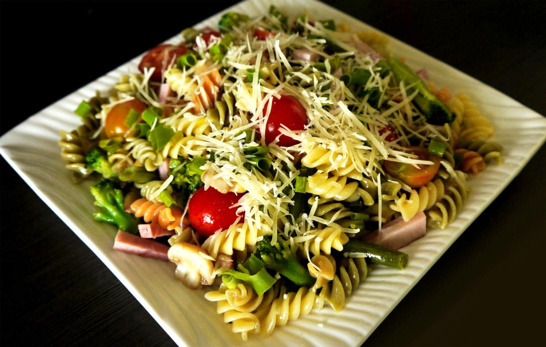 Макаронная диета помогает