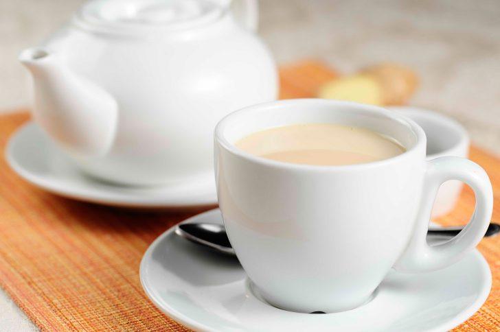 Диета на чае с молоком