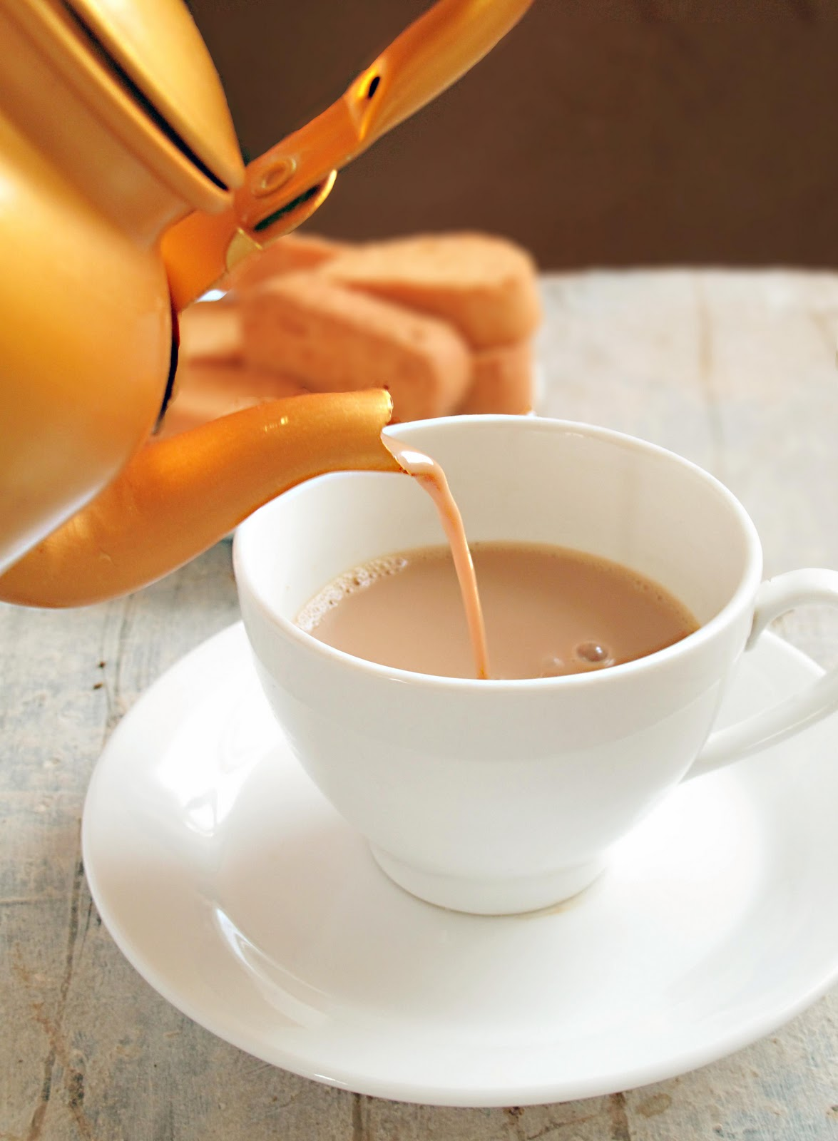 Будет вам и какао с чаем
