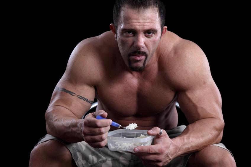 Белковая диета для мышц: принцип работы