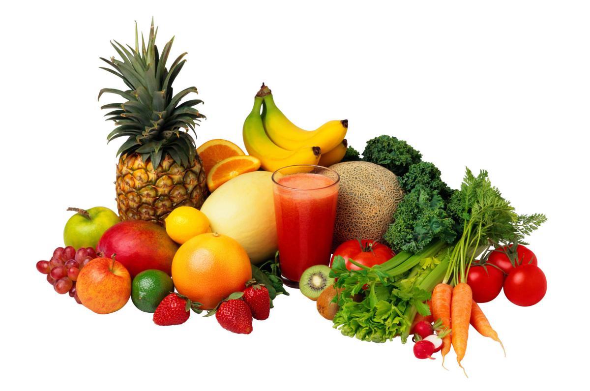 Можно ли похудеть на фруктах и овощах