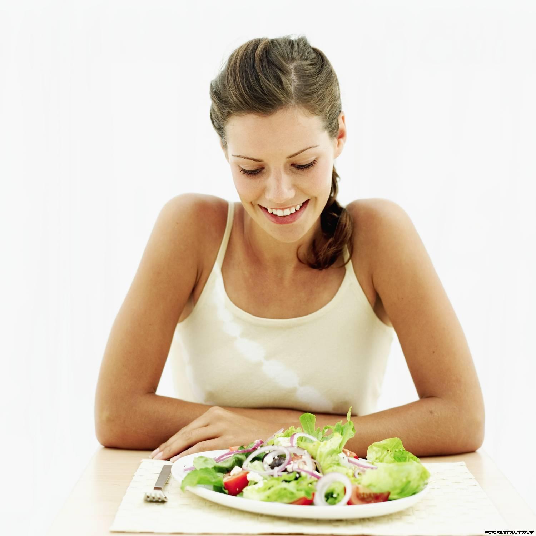 Выход из радикальной диеты