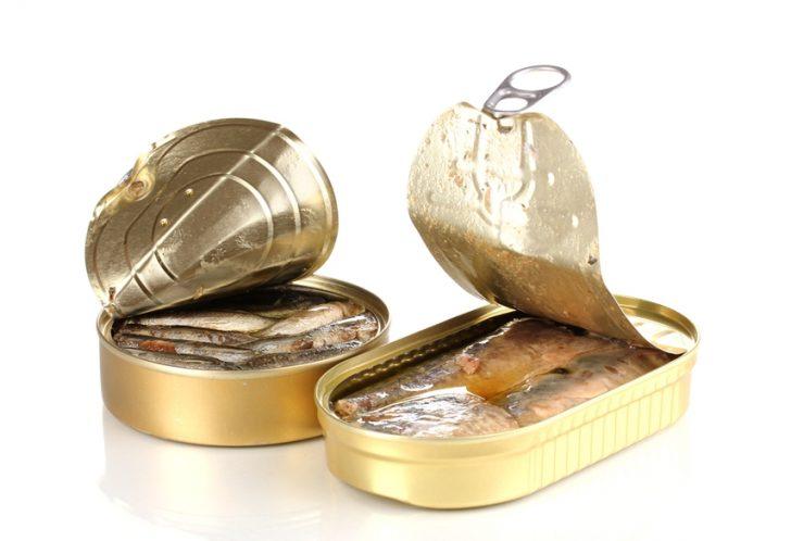 Диета на рыбном супе или рыбных консервах