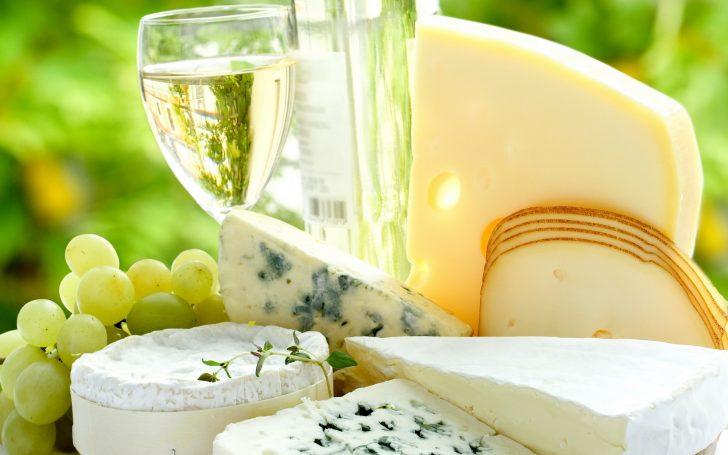 Особенности диеты вино и сыр